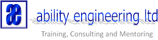 Ability Engineering: Training, Consulting, Mentoring