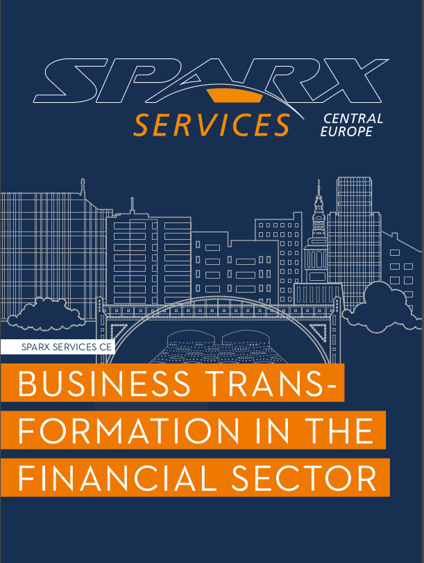 Business Transformation in Finance Sector