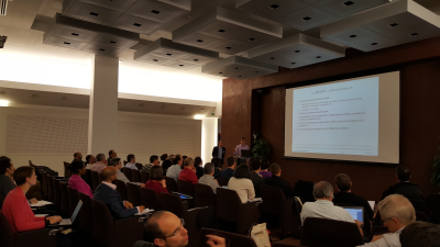 Paris EAUG 2015 model driven engineering with EA and MDG