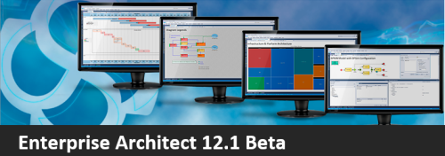 sparx enterprise architect 12.1 beta