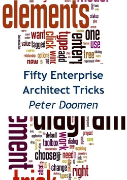 Fifty Enterprise Architect Tips - book cover