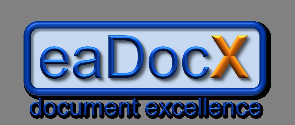 eaDocX: document excellence