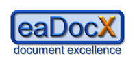eaDocX - document excellence